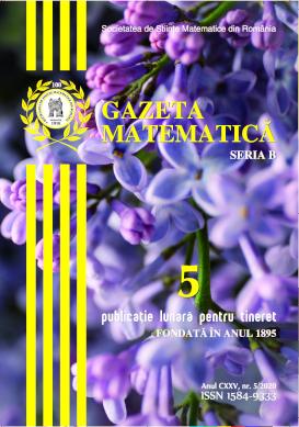 Gazeta matematica - Seria B