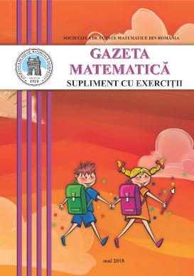 Suplimentul cu exercitii al Gazetei Matematice